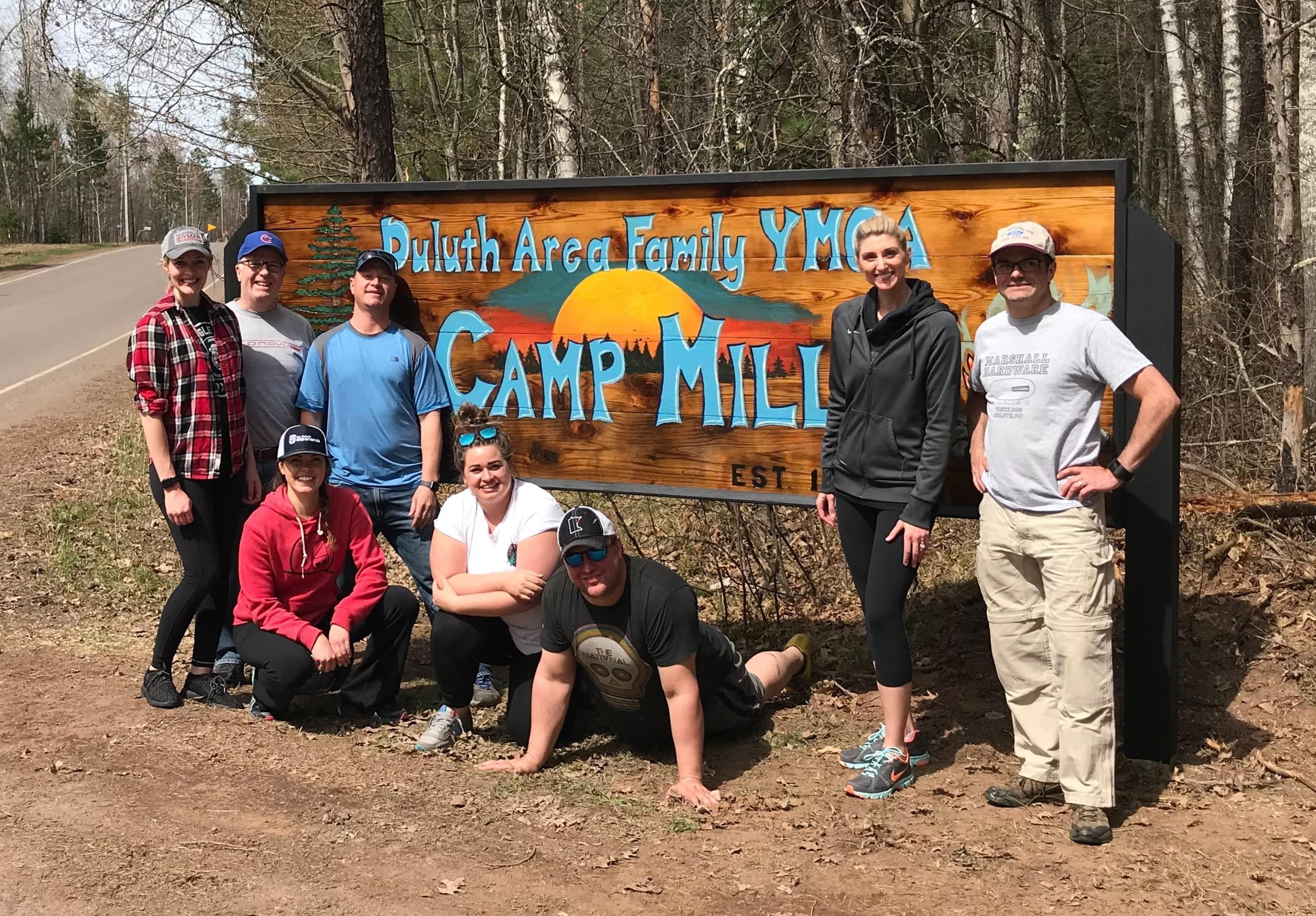 2018 Camp Miller Day